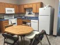 casa center kitchen